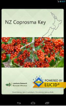 New Zealand Landcare Research Keys