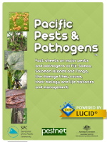 Pacific Pest and Pathogens app splash