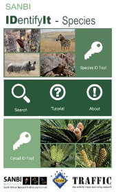 South African wildlife and plant keys - Traffic.org and SANBI Keys