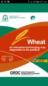 My Crop Wheat key