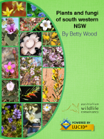 Plants and Fungi of South West New South Wales               app