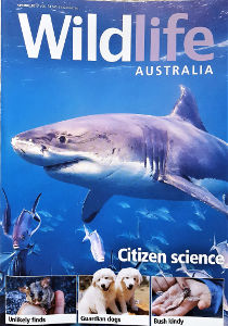 Wildlife Australia Magazine Spring 2017 cover