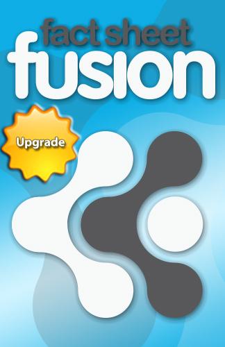Fact Sheet Fusion v1 to v2 upgrade